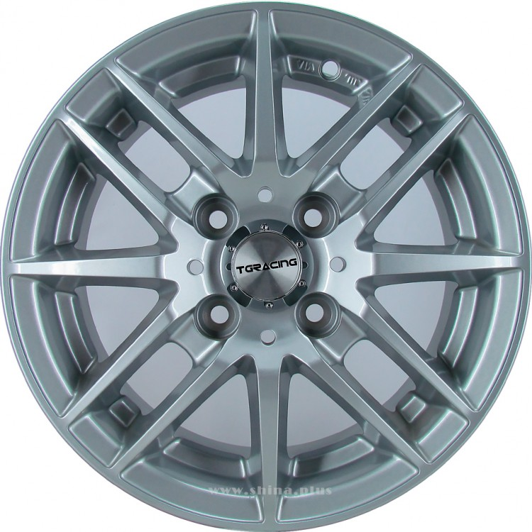 5.5х14 4х100 45 60,1 TGRACING LZ406 GM POL
